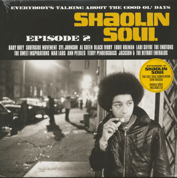 Shaolin Soul - Episode 2 (2-LP+CD)