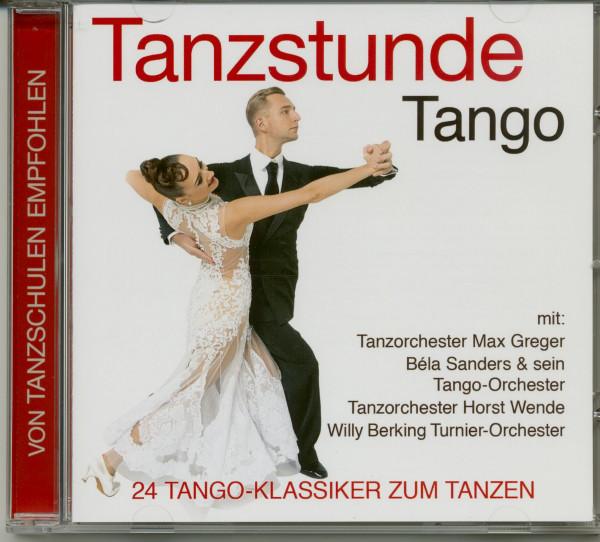 Tanzstunde - Tango (CD)