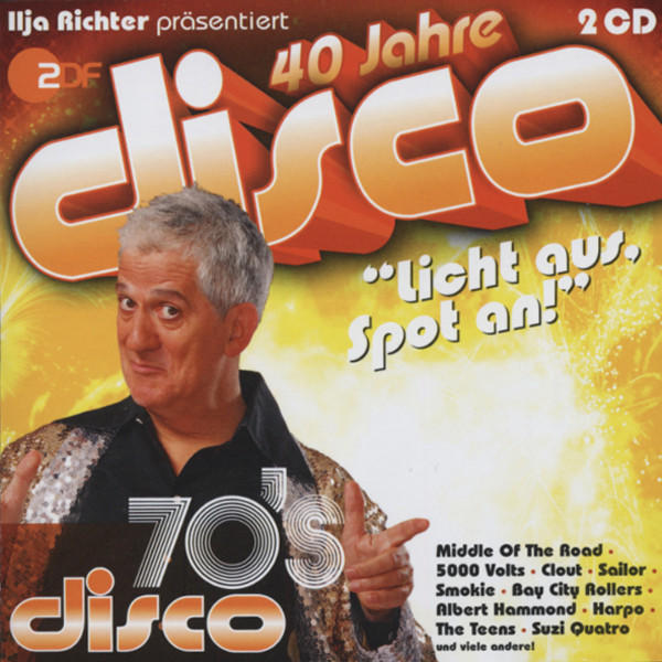 Disco - 70's Disco (2-CD)