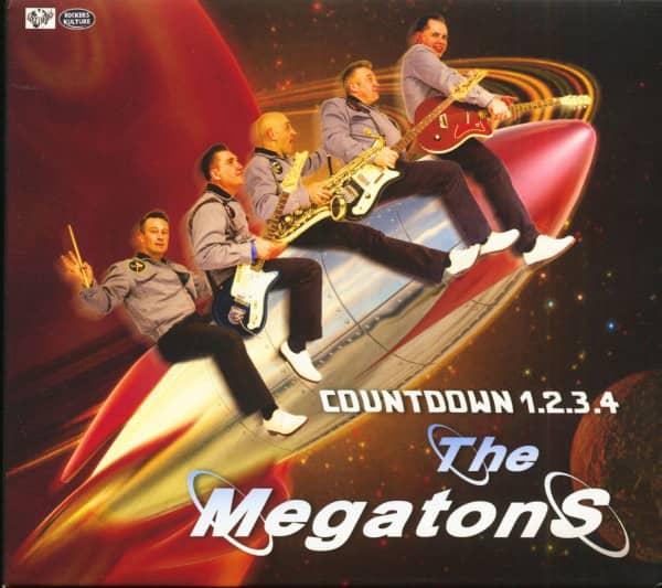 Countdown 1,2,3,4 (CD)
