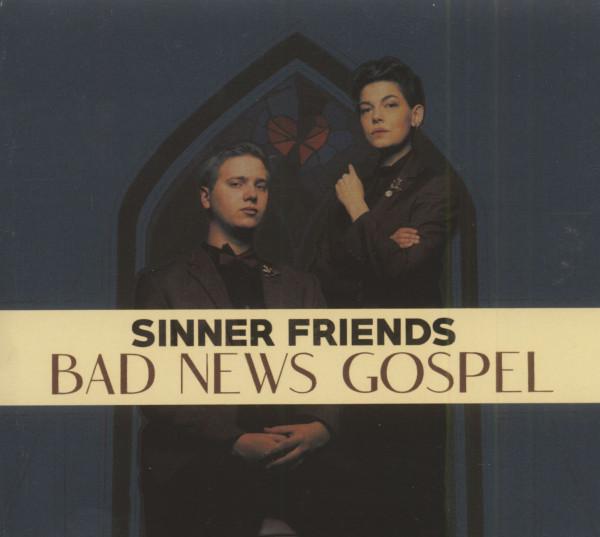 Bad News Gospel (CD)