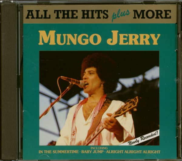 All The Hits Plus More (CD)