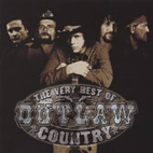 Outlaw Country - The Very Best Of