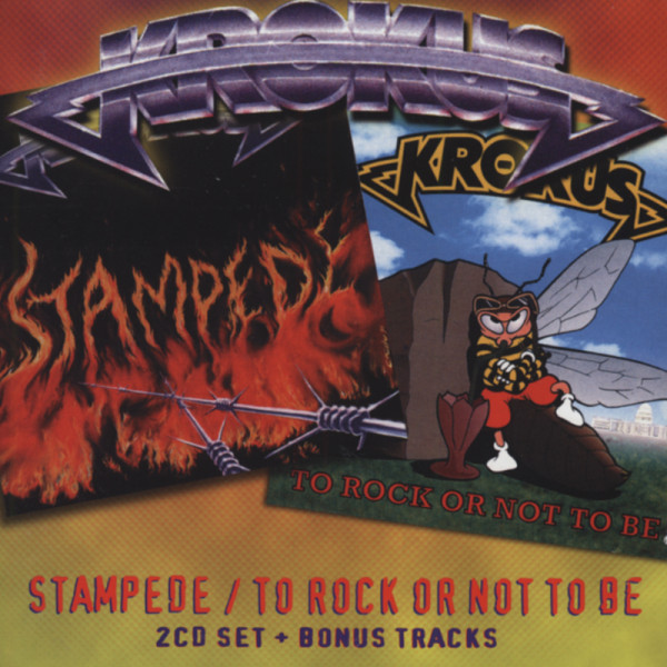 Stampede - To Rock Or Not To Be (2-CD)