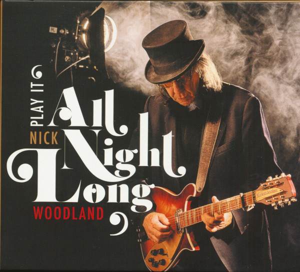 Play It All Night Long (CD)