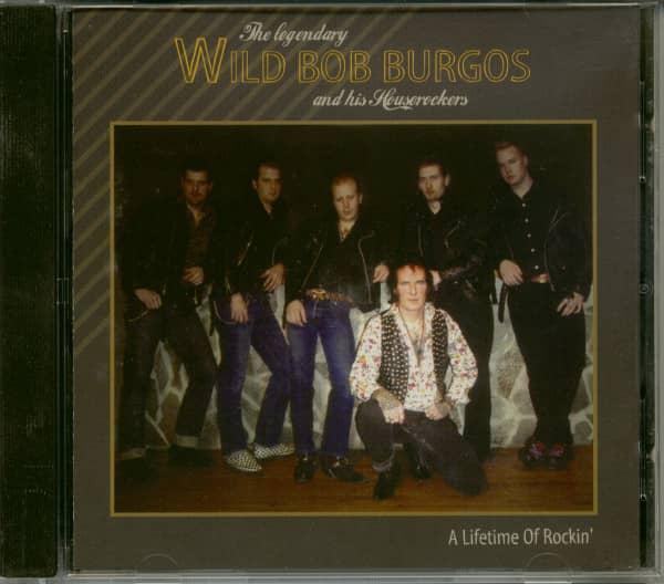 A Lifetime Of Rockin' (CD)