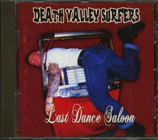 Last Dance Saloon (CD)