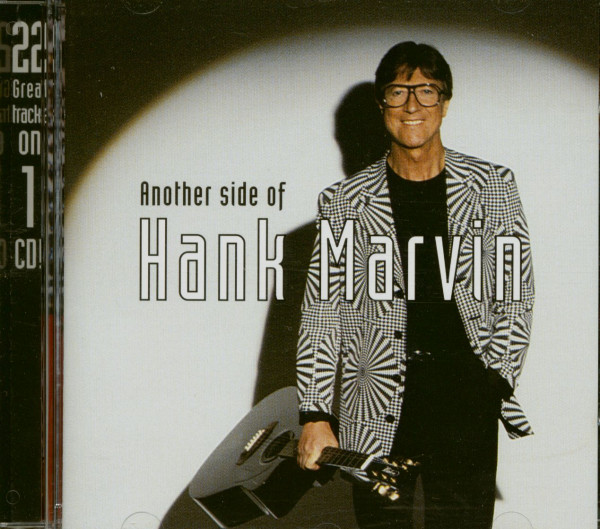 Another Side Of Hank Marvin (CD)