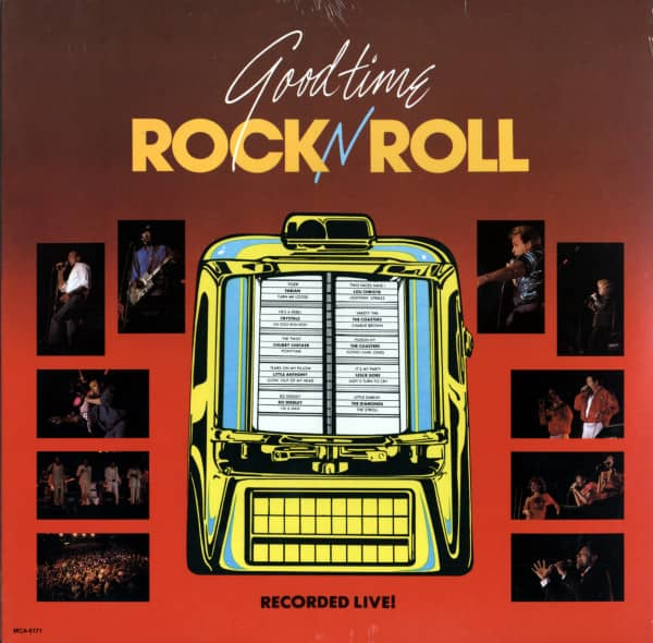 Good Time Rock'n'Roll - Recorded Live (LP)