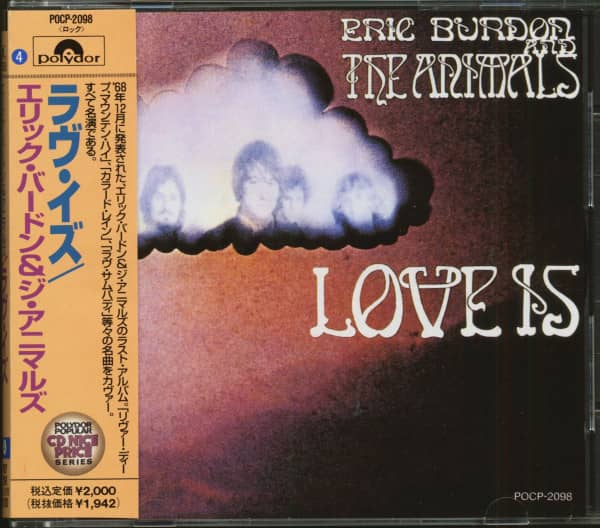 Love Is (CD, Japan)