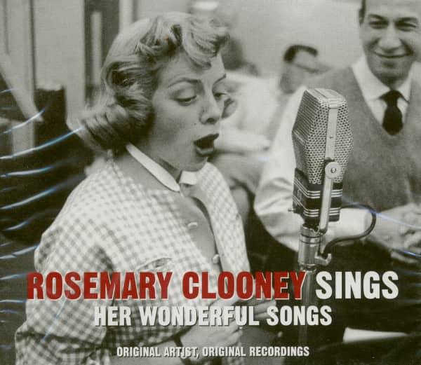 Sings - Her Wonderful Songs (CD)