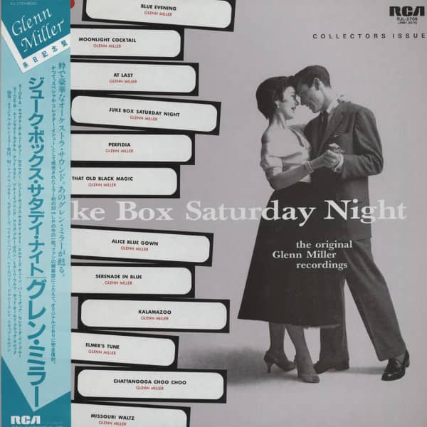 And His Orchestra - Juke Box Saturday Night (Japan Vinyl-LP)