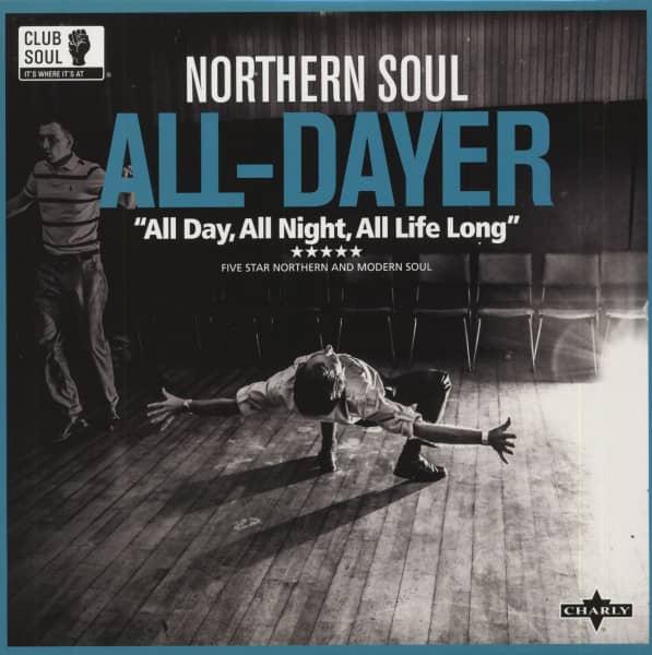 Northern Soul - All-Dayer (LP, 180g Vinyl)