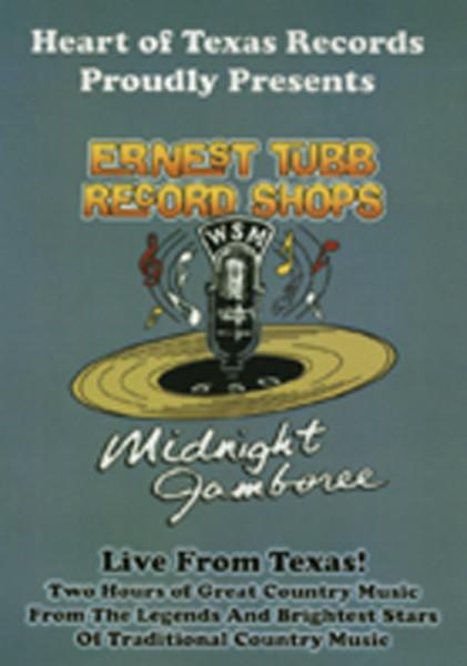 Ernest Tubb Record Shop Midnight Jamboree '09