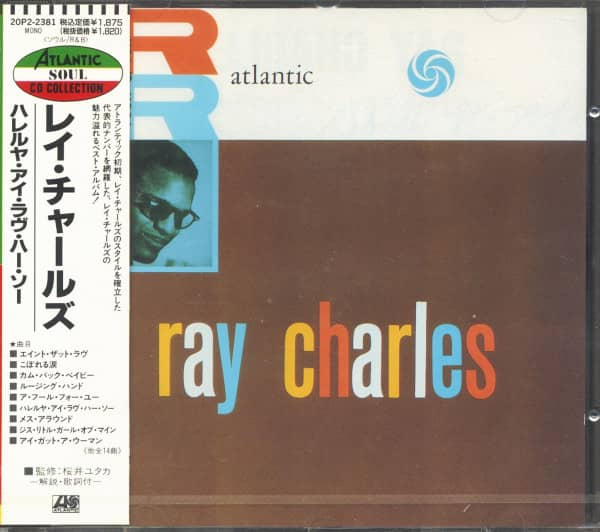 Ray Charles - Rock'n'Roll (CD Japan)