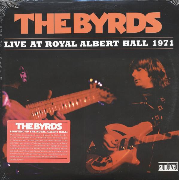 Live At The Royal Albert Hall 2-LP HQ Vinyl