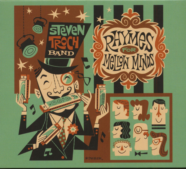Rhymes For Mellow Minds (CD)