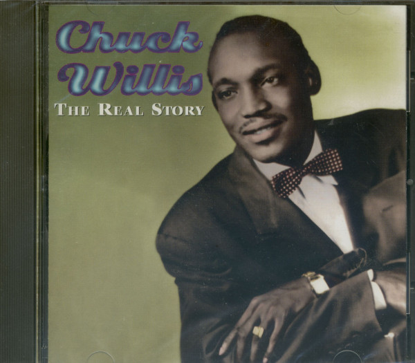 The Real Story (CD)