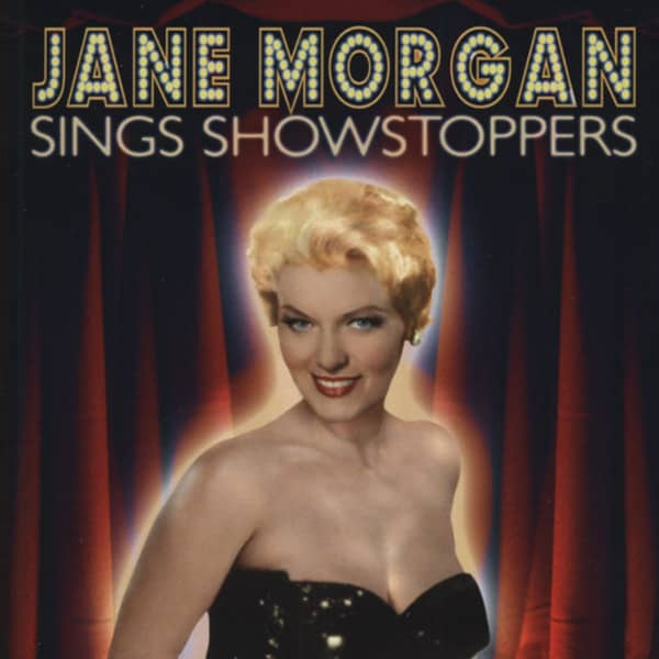 Sings Showstoppers