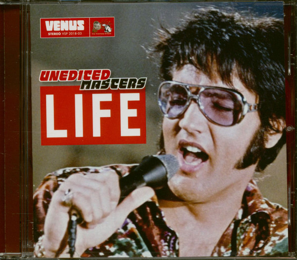 Unedited Masters - Life (CD)