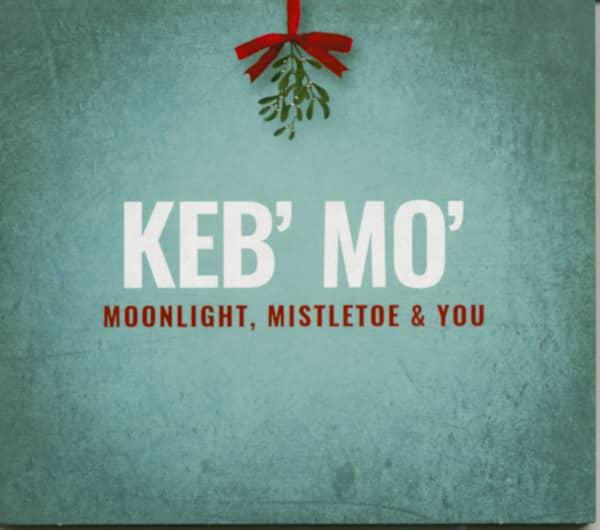 Moonlight Mistletoe & You (CD)