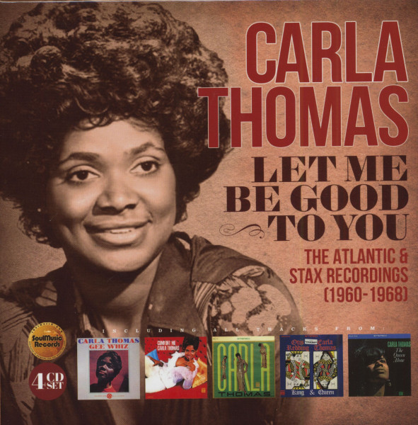 Let Me Be Good To You - The Atlantic &ampamp; Stax Recordings 1960-1968 (4-CD)