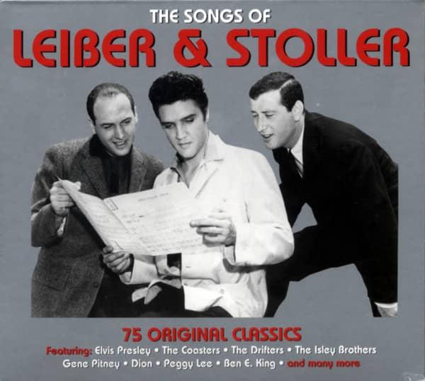 Songs Of Leiber & Stoller (3-CD)