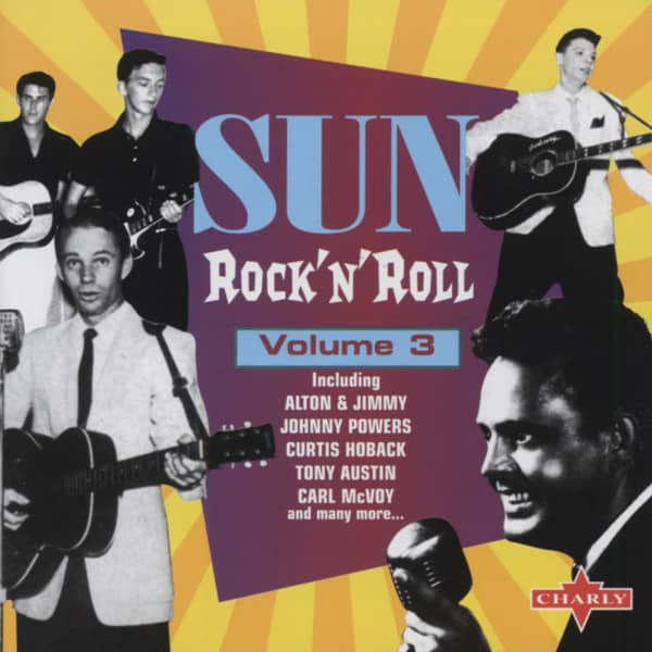 Sun Rock'n'Roll Vol.3 (CD)