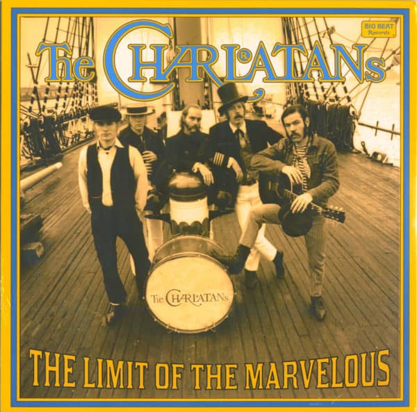 The Limit Of The Marvelous (180g) (Colored Vinyl)
