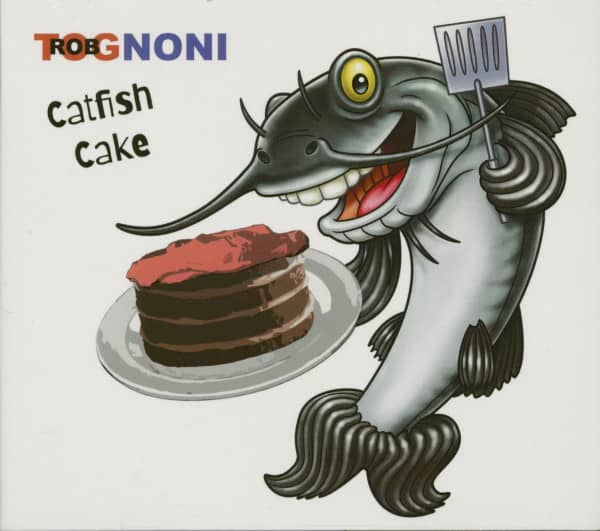 Catfish Cake (CD)
