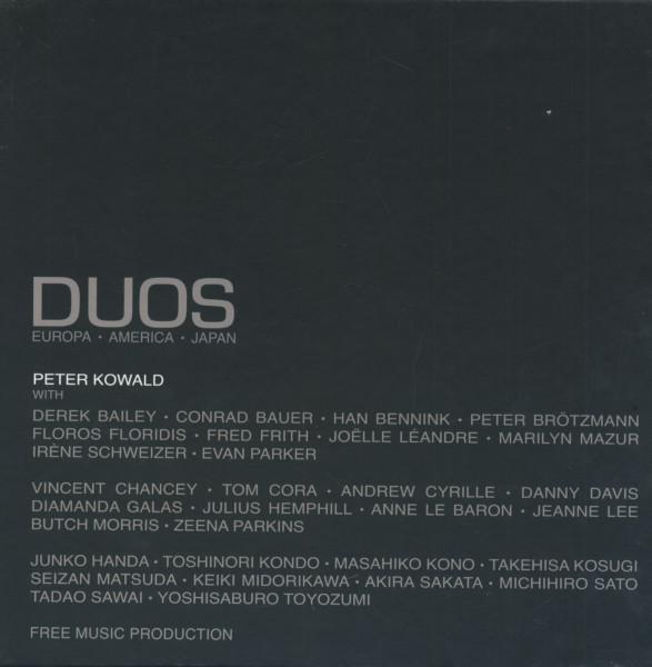 Duos (3-LP)