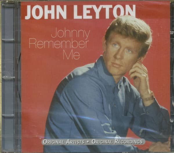 Johnny Remember Me (CD)