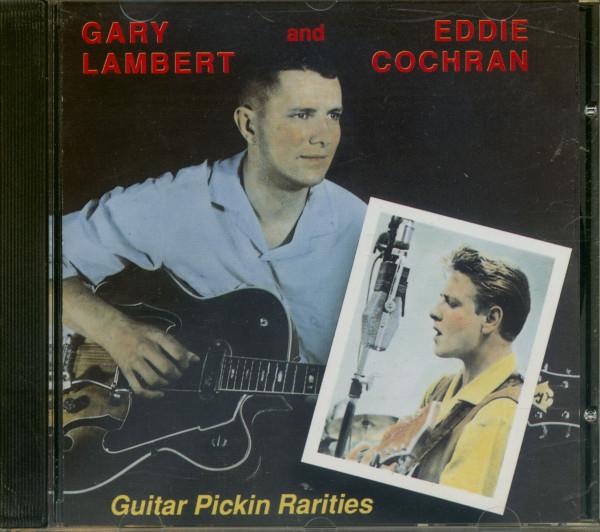 Guitar Pickin' Rarities (CD)