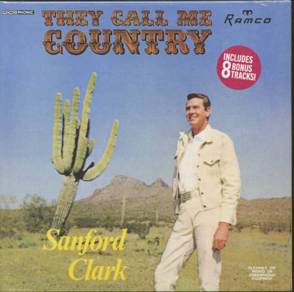 They Call Me Country - plus (CD)