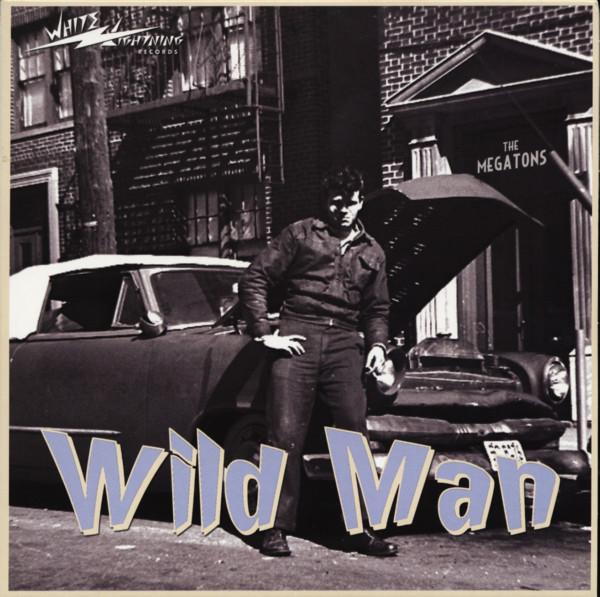 Wild Man - Rollin' Pin Mim 7inch, 45rpm