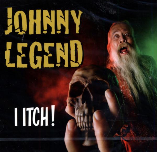 I Itch !