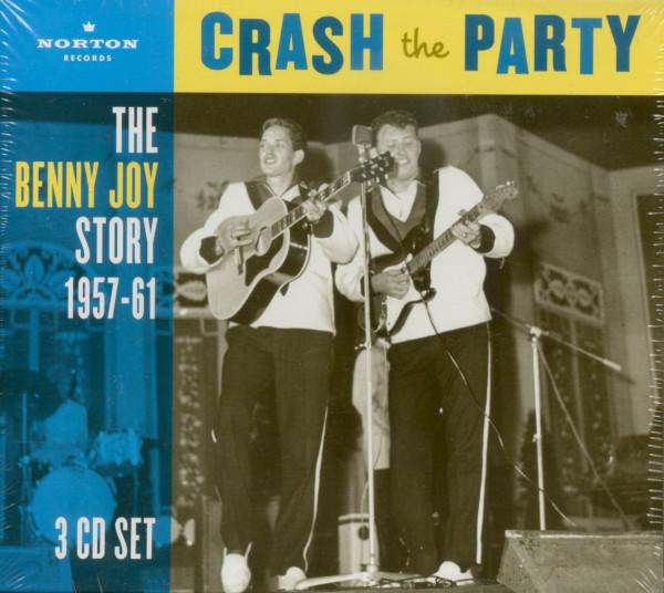 Crash The Party (3-CD Schuber - Slipcase)