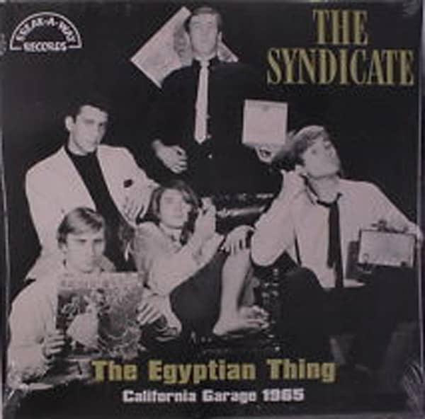 The Egyptian Thing - California Garage 1965