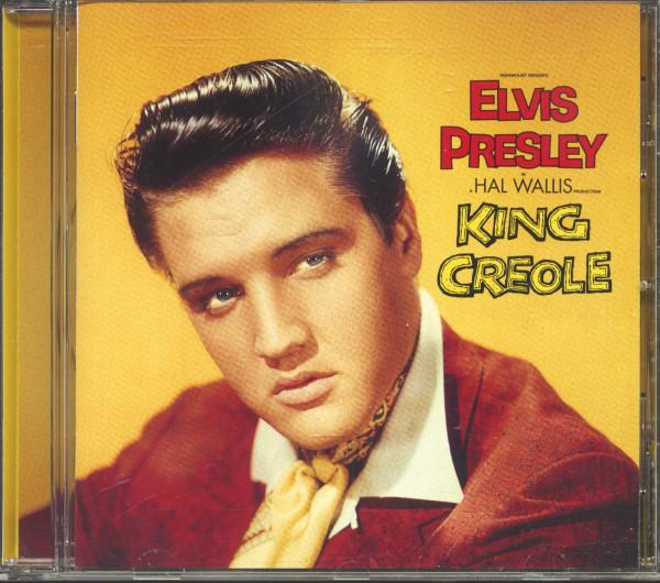 King Creole - Original Motion Picture Soundtrack plus (CD, EU Version)