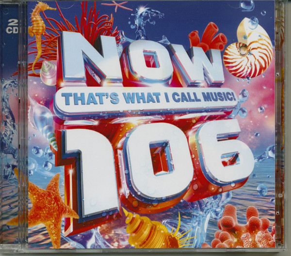 Now That's What I Call Music! Vol.106 (2-CD)