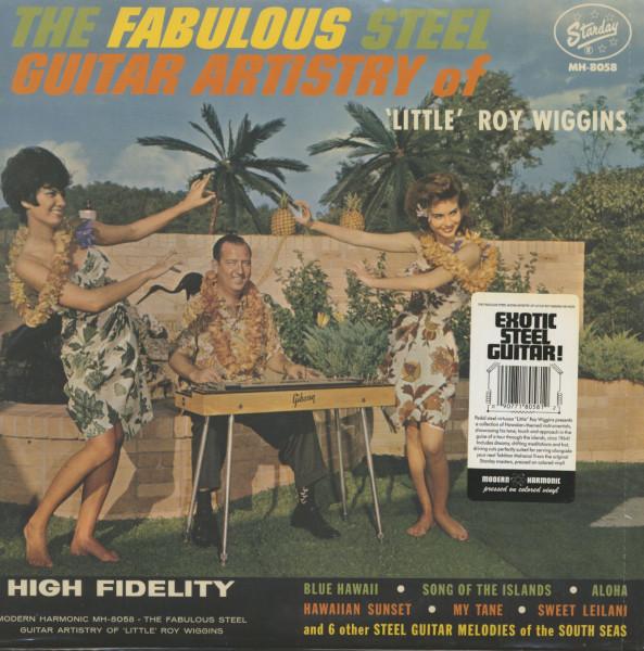 "The Fabulous Guitar Artistry Of ""Little"" Roy Wiggins (LP)"