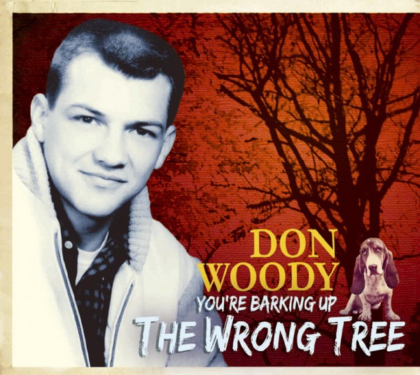 You're Barking Up The Wrong Tree (CD)
