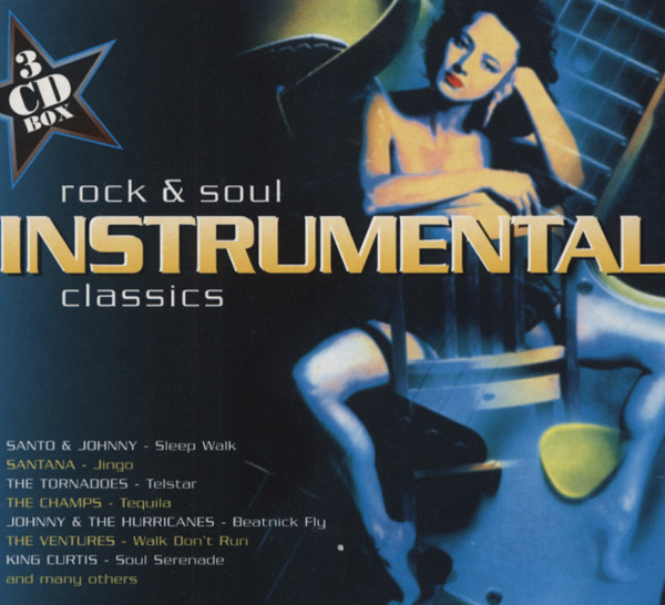 Rock & Soul Instrumental Classics (3-CD)