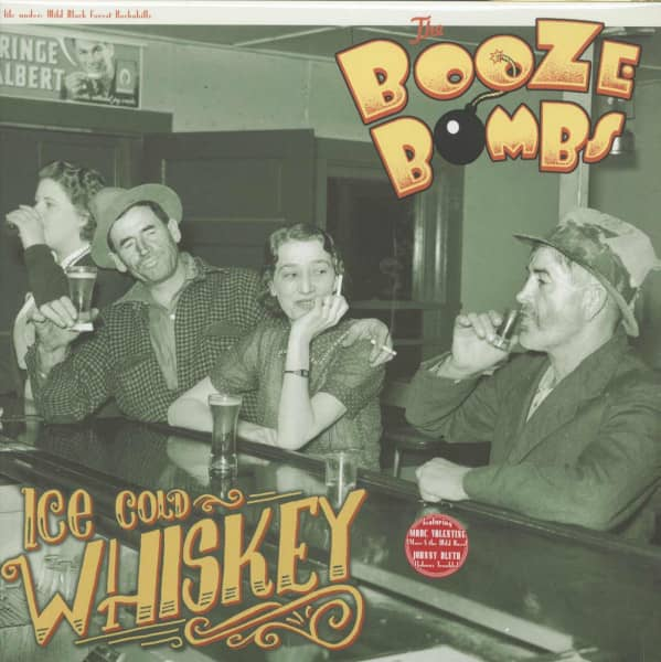 Ice Cold Whiskey (LP)