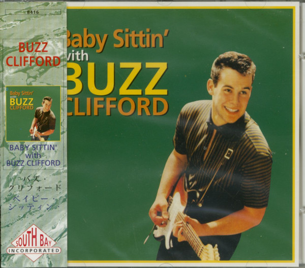 Baby Sittin' with Buzz Clifford (CD)