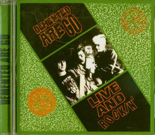 Live And Rockin' (CD)