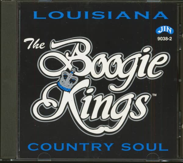 Louisiana Country Soul (CD)