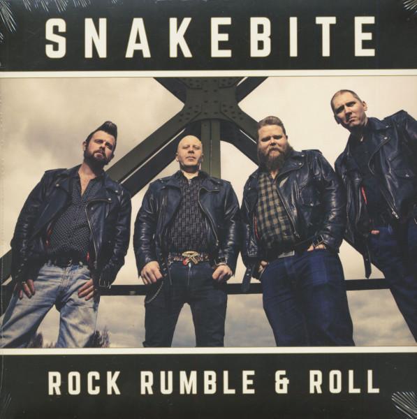 Rock Rumble & Roll (LP, Black Vinyl, Ltd.)