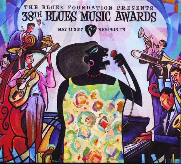 38th Blues Music Awards, 2017 (CD & DVD)