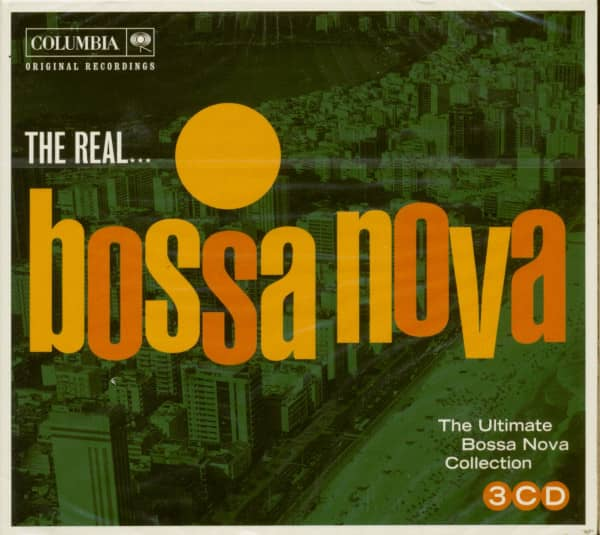 The Real...Bossa Nova (3-CD)